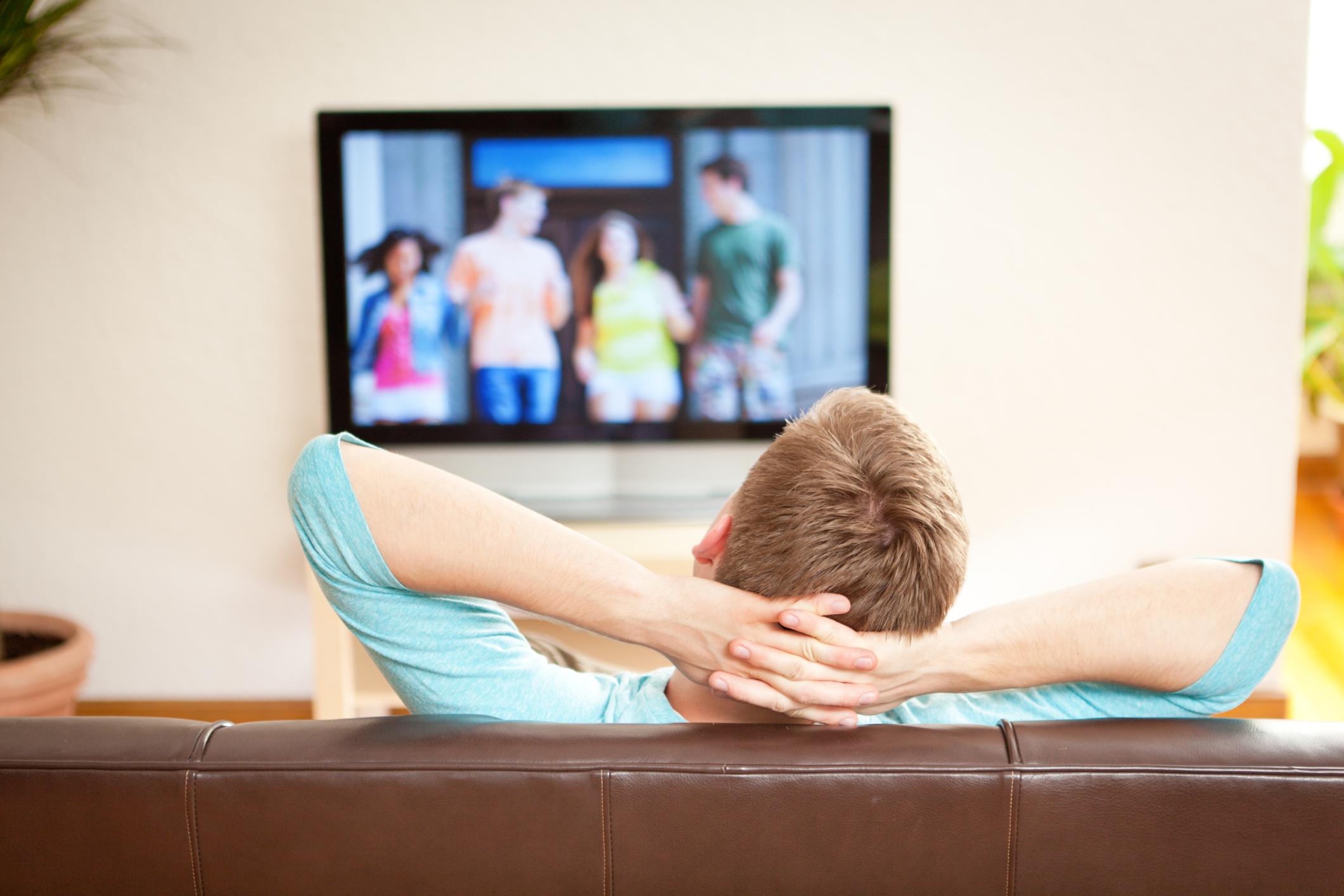 Tv-serier – läromedel till lektion i SVA åk 7,8,9